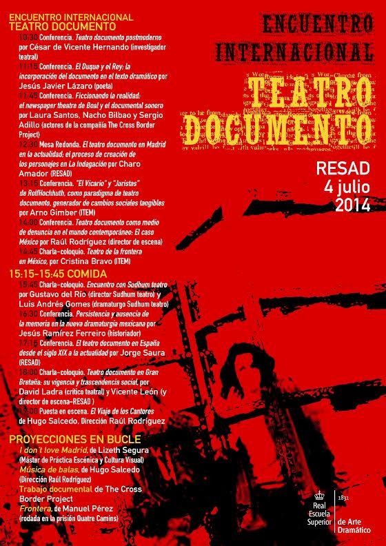 teatro documento