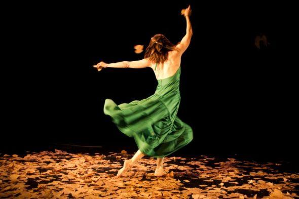 territorio danza