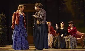 En palabras de Jo… Mujercitas' se estrena en el Teatro Español | Revista  Godot
